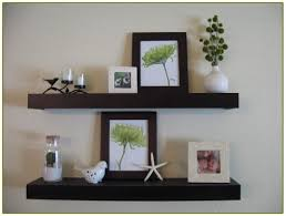 floating wall shelf decorating ideas shenra com