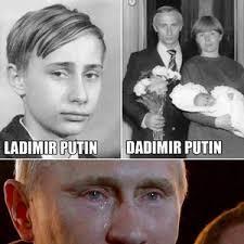 Different Meme Faces - the many faces of vladimir putin by mephisto pheles meme center