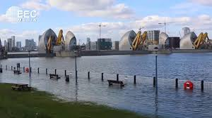 thames barrier studios london the thames barrier was closed today to stop the capital from