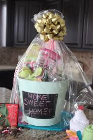 housewarming gift ideas 33 best closing gift ideas images on pinterest gift basket ideas