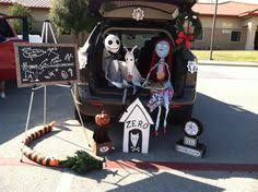 nightmare before trunk or treat this is what i do in my