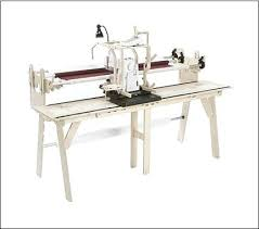 portable sewing machine table quilting table sew steady portable sewing machine table source a
