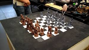 automated chess board youtube