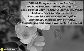 50 birthday sayings 50th birthday and reasons to cheer 50th birthday sayings