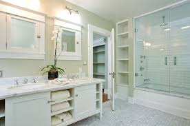 redoing a bathroom house
