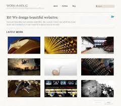 25 creative free portfolio wordpress themes aha daily