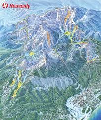 Keystone Resort Map Heavenly Piste Maps And Ski Resort Map Powderbeds