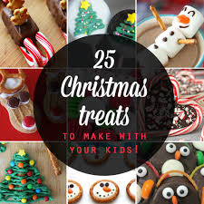 25 adorable christmas treats to make with your kids it u0027s always