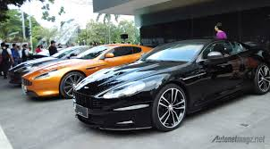 aston martin showroom aston martin in indonesia autonetmagz
