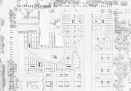 Scaled Floor Plan Gallery Of Caat Studio Propose Large Scale Commercial Centre In