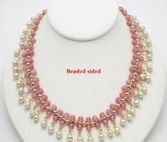 pearl rhinestone necklace images Miriam haskell necklace baroque pearl rhinestone glass beads a jpg