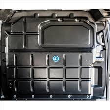 chevrolet express adrian steel composite partition for chevrolet express u0026 gmc