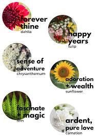 The Language Of Flowers What 2017 U0027s Wedding Flower Trends Mean In The Language Of Flowers
