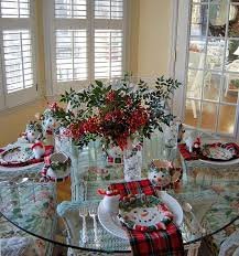 248 best christmas tables images on pinterest christmas