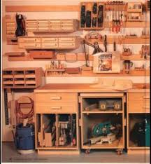 how to create the garage workshop of your dreams garage workshop