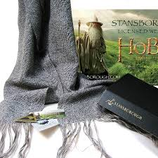 gandalf halloween costume the hobbit an unexpected journey gandalf magical silver scarf