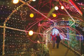 Atlanta Botanical Gardens by Atlanta Botanical Garden U0027s U0027garden Lights Holiday Nights U0027 Now An