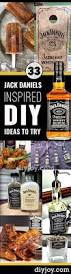 Jack Daniels Home Decor Fun Diy Ideas Inspired By Jack Daniels Recipes Projects