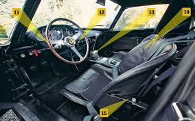 250 gto interior 250gto ferrarissima by design automobile magazine