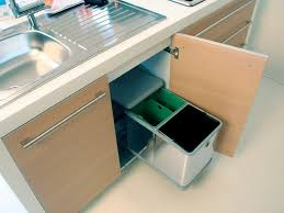 Wurth Kitchen Cabinets Steel Kitchen Bin For Waste Sorting Waste Separating Container By