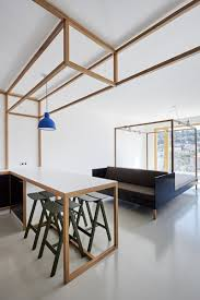 quest apartment with a minimalist design in prague