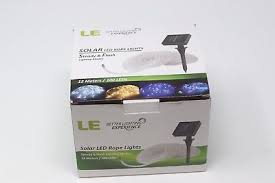 le better lighting experience le better lighting experience blue solar led lights 7 meters 50