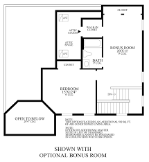 Room Floor Plan Coastal Oaks At Nocatee Ambassador Collection The Cassia Home