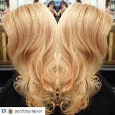 Caramel Hair Color With Honey Blonde Highlights Love This Honey Blonde Hair Color By Scott At R Collective Salon