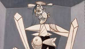 Dora Maar In An Armchair Exhibitions The Bilbao Fine Arts Museum