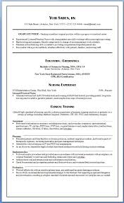 professional nursing resume examples professional registered