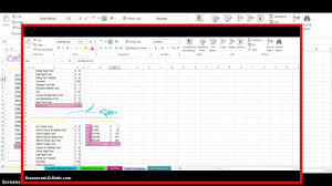 Excel Budget Spreadsheet Dave Ramsey Inspired Excel Budget Spreadsheet Youtube