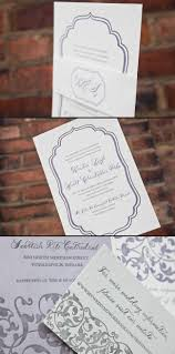 dove wedding invitations 3color letterpress smock