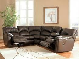 Reclining Sofa With Chaise Lounge by Leather Sectionals With Recliners Full Size Of Sectional Awesome