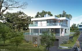 architektur bauhausstil 3d architektur visualisierung im bauhausstil 3d agentur