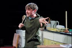 The Kitchen Sink  Variety - Kitchen sink drama plays