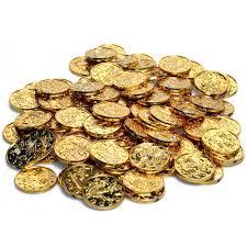 mardi gras deblume generic gold coins 100 50856 gd mardigrasoutlet