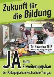 bibliotheken thurgau erweiterungsbau ja