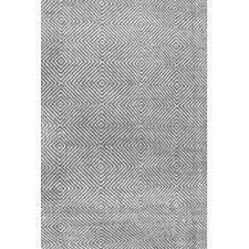 Woven Cotton Area Rugs Modern Contemporary Marcelo Flat Woven Area Rug Allmodern