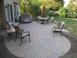 Paver Ideas For Backyard Cheap Paver Patio Ideas My Journey