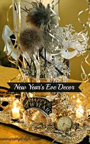 New Years Decorations Pinterest new year u0027s eve decor new years new years eve the dining room