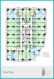 executive tower b floor plans homes zone