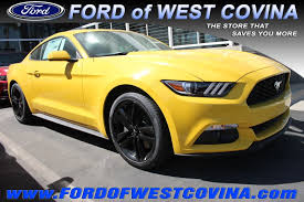 Ford Escape Yellow - ford dealership in west covina ford service u0026 sales serving los