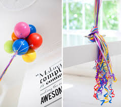 plastic balloons hot air balloon desk aka the coolest desk design sponge