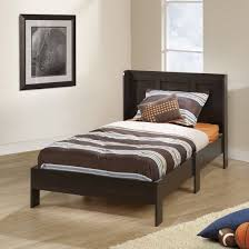 Walmart Platform Bed Frame Sauder Parklane Platform Bed And Headboard Finishes