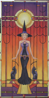 art deco witch laura irrgang
