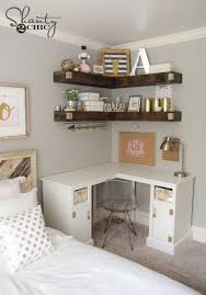 Small Desk Ac How To Decorate Organize And Add Style To A Small Bedroom