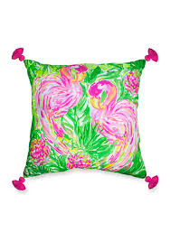 Lilly Pulitzer Baby Clothes Lilly Pulitzer X Large Flamingo Pillow Belk