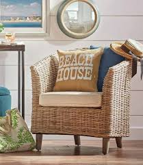 Rattan Accent Chair Coastal Wicker Accent Chairs On Sale Http Www Completely