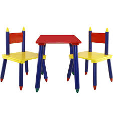 modern kids table funky kids table and chair set for interior kids room furniture