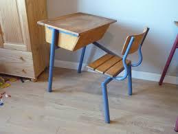 bureau ecolier en bois a vendre bureau écolier vintage école bois pupitre ancien